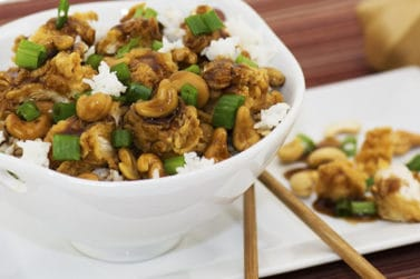 Champs Chicken Cashew Chicken