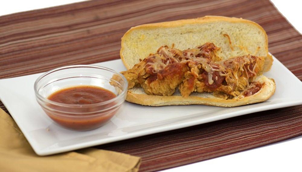 Champs Chicken Italian Chicken Sandwich