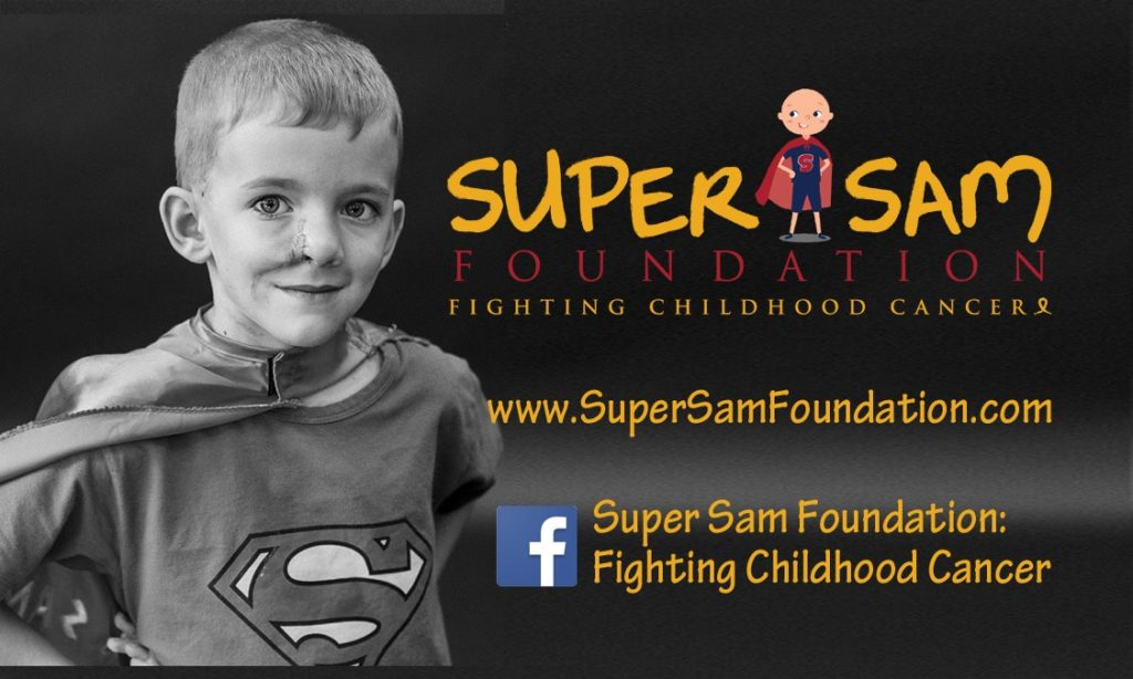 Super Sam Foundation and Champs Chicken 2