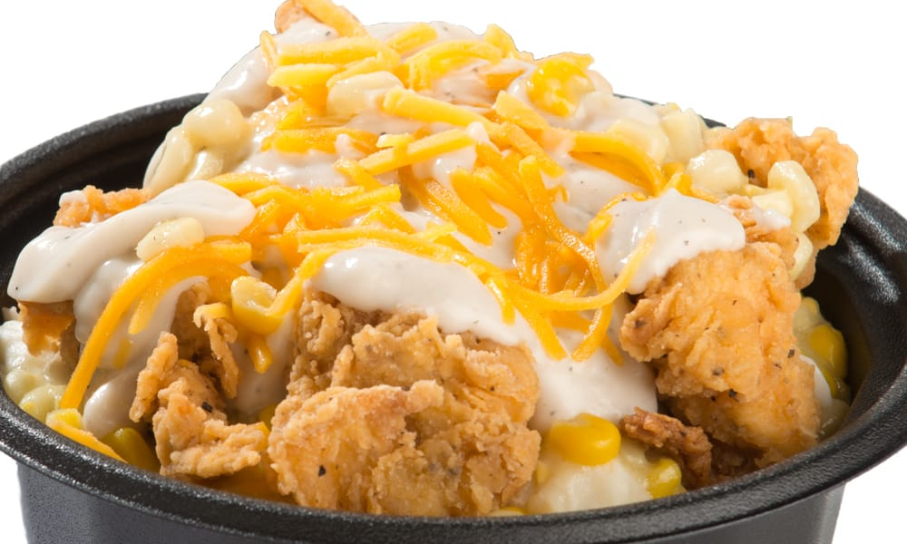 Champs Chicken Be a Mealtime Hero Chicken Dipper Bowl