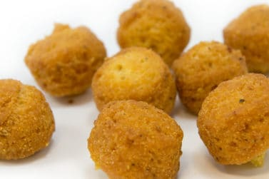Champs Chicken Be a Mealtime Hero Hushpuppies