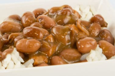 Champs Chicken Be a Mealtime Hero Red Beans Rice