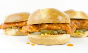 Champs Chicken Premium Chicken Sandwich